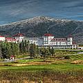 The Mount Washington Hotel by Liz Mackney