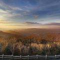 The Mountains Of Brasstown Bald by Debra and Dave Vanderlaan