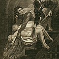 The Murder Of The Two Princes by James Northcote