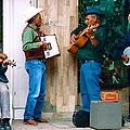 The Musicians by Ricardo J Ruiz de Porras