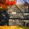 The Mysterious Witch House Of Salem by Jeff Folger