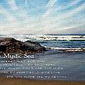 The Mystic Sea by Absinthe Art By Michelle LeAnn Scott