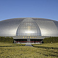 The National Grand Theatre - Exterior - Beijing China by Brendan Reals