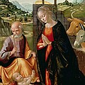 The Nativity by Domenico Ghirlandaio