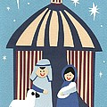 The Nativity by Isobel Barber