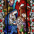 The Nativity by Larry Ward