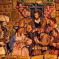 The Nativity by Richard Faenza