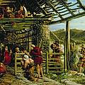 The Nativity by William Bell Scott
