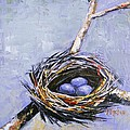 The Nest by Brandi  Hickman