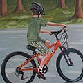 The New Bike by Jill Ciccone Pike