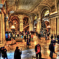 The New York Public Library by Tina Baxter