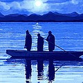 The Night Fishermen by Sophia Schmierer