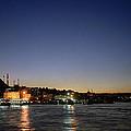 Istanbul Nights by Shaun Higson