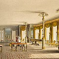 The North Drawing Room, Or Music Room by English School