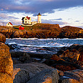 The Nubble Lighthouse by Steven Ralser