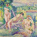 The Nymphs by Henri-Edmond Cross