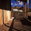 The Oatman Hotel by Kenan Sipilovic