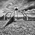 The Observatory Monochrome by Steve Purnell