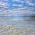 The Ocean And The Pole by Tiffney Heaning