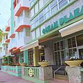 The Ocean Plaza Hotel by Tom Reynen