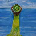 The Oceans Beauty by Leslie Allen