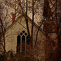 The Old Abandoned Church by Cassie Peters