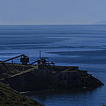 The Old Abandoned Mine On The Sea by Enrico Pelos