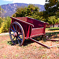 The Old Apple Cart by Glenn McCarthy Art and Photography