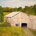 The Old Barn by Alan Lakin