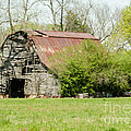 The Old Barn by Donna Brown