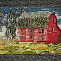 The Old Barn by Jo Baner