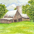 The Old Barn by Joel Deutsch