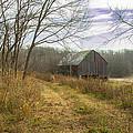 The Old Barn by Ken Kobe