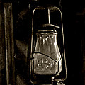 The Old Barn Lantern by Heather Allen