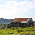 The Old Barn by LucendaLynn K