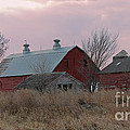 The Old Barns by Lori Tordsen
