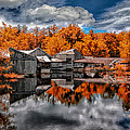 The Old Boat House by Bob Orsillo