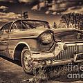 The Old Cadillac  by Rob Hawkins