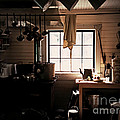 The Old Camp Kitchen by Micki Findlay
