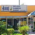 The Old Delray Camera Shop And Studio. Florida. by Robert Birkenes