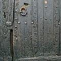 The Old Door by France  Art