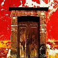 The Old Door by Rick Ashton