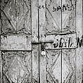 The Old Door by Shaun Higson