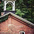 The Old Erie Schoolhouse by Lisa Russo