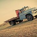 The Old Farm Truck by Edward Fielding