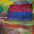 The Old Farmhouse by Jennifer Schwab