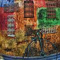 The Old Fashion Bike by Blake Richards