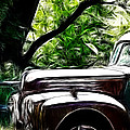 The Old Ford Truck by Steve McKinzie