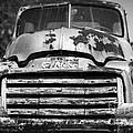 The Old Gmc Truck by Amber Kresge