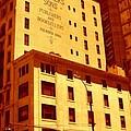 The Old Good Days In Manhattan by Monique's Fine Art